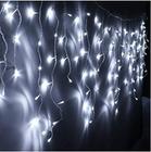 Vingo 10m LED Eiszapfen Außenlichterkette mit 200 LEDs für 10,49€ (statt 15€)