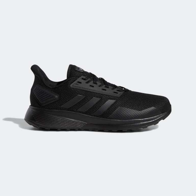 """Adidas """"Duramo 9 Wide"""" Sneaker in Schwarz für 29,38€ inkl. Versand (statt 42€)"""