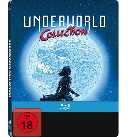 Underworld Collection 1-5 Steelbook Edition (Blu-ray) für 19,99€ inkl. Versand