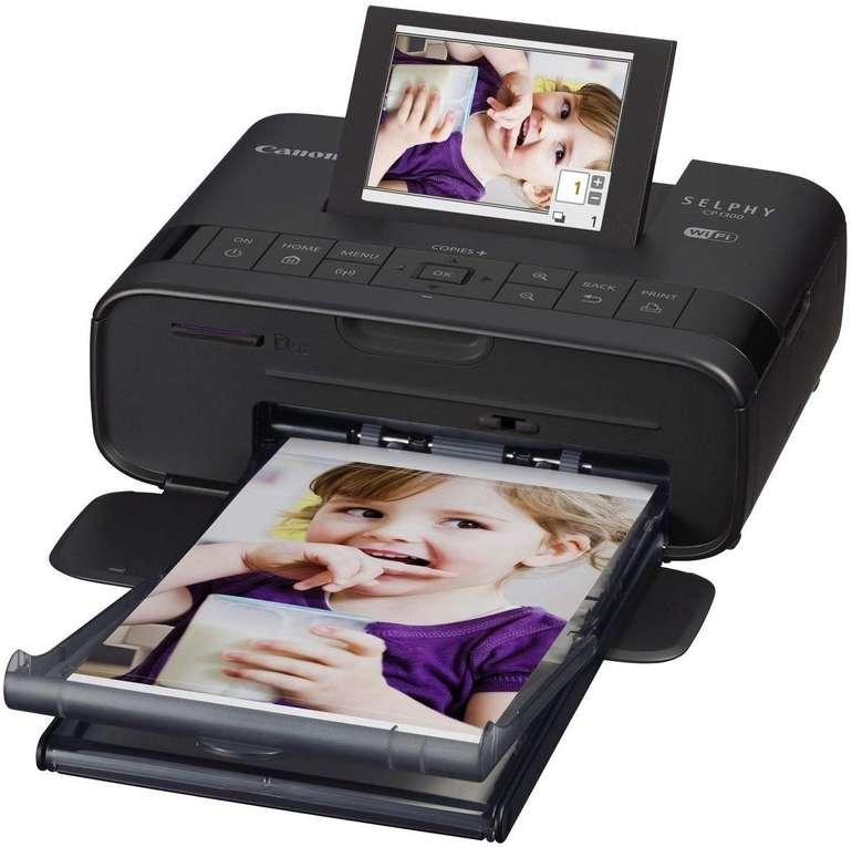 Canon Selphy CP 1300 Fotodrucker mit WLAN für 97,77€ inkl. Versand (statt 109€)