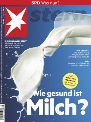 """13 Ausgaben """"Stern"""" für 67,60€ + 65€ Verrechnungsscheck"""