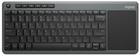 Rapoo K2600 Wireless Tastatur mit Touchpad für 16,99€ inkl. Versand (statt 29€)