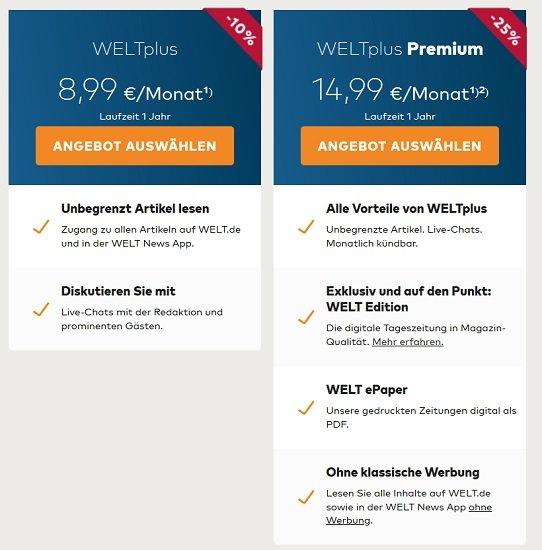 WELTPlus Digital-Abo 2