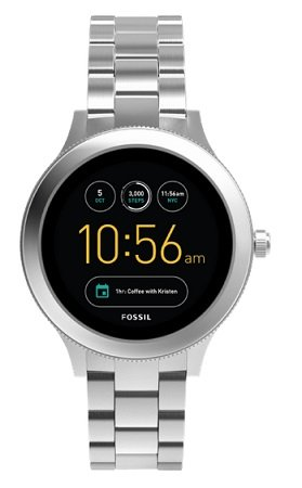 Fossil FTW6003 Q Venture Smartwatch für 144,94€ inkl. VSK (statt 159€)