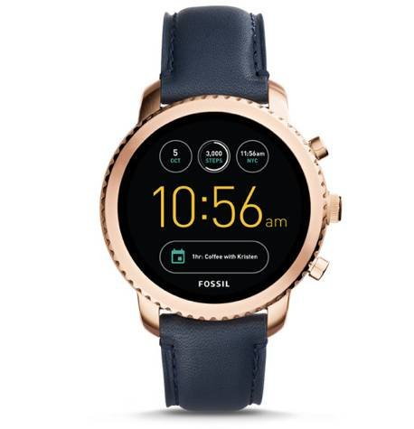 Fossil Q Explorist Herren Smartwatch 3. Generation (FTW4002P) für 140,15€