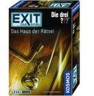 Kosmos Exit Spiele: Die drei ??? Haus der Rätsel & Die verlassene Hütte je 8€