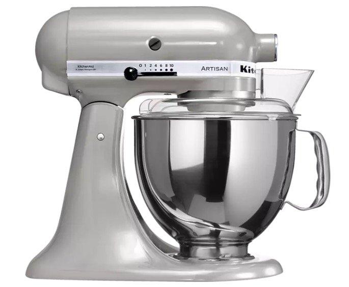 KitchenAid 5KSM150PSEMC Küchenmaschine für 333,38€ inkl. Versand (statt 399€)