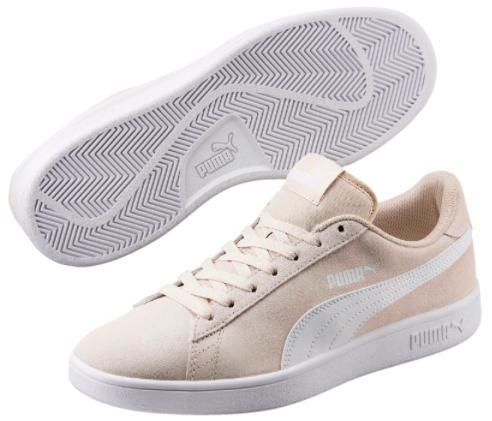 Puma Smash V2 Herren Sneaker in beige für 22€ inkl. Versand (statt 40€)