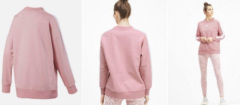 Puma Damen Sweatshirt 'Classics T7' 3