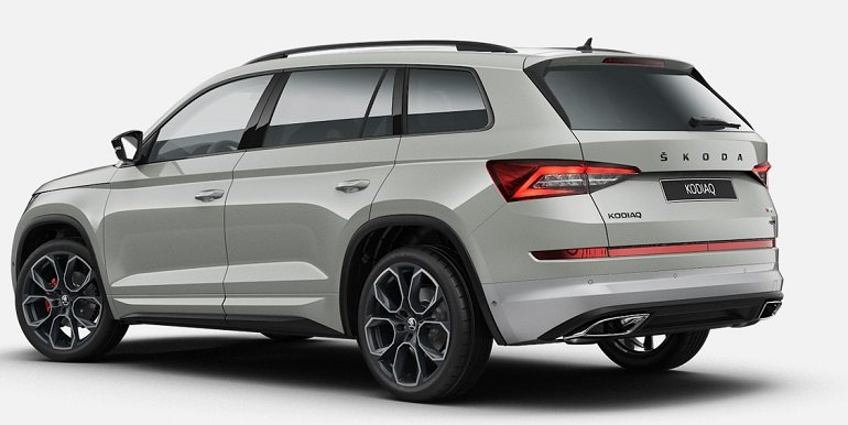 Skoda Kodiaq RS 240PS Bi-Turbo Leasing
