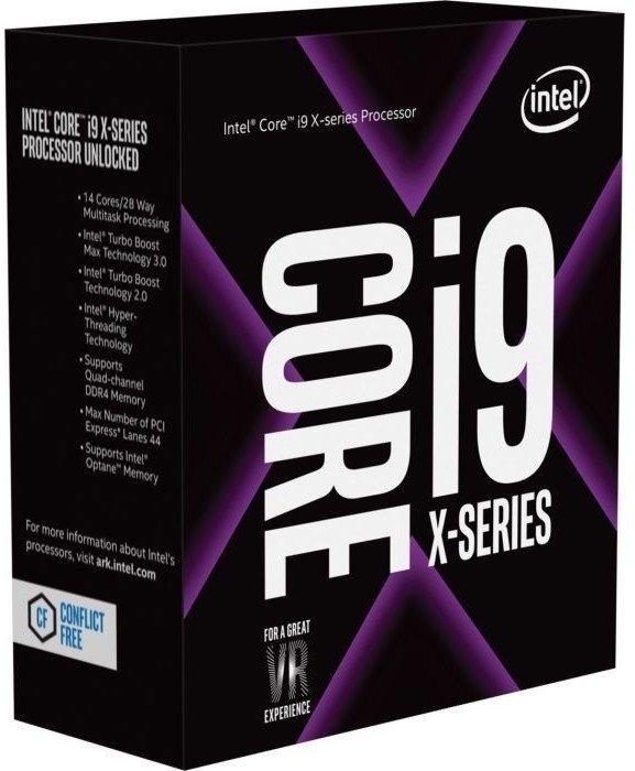 Intel Core i9-9900X Prozessor (Boxed) für 624,99€ inkl. VSK