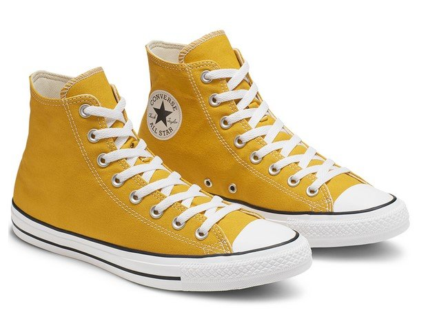 Chuck Taylor All Star Seasonal Color High Top Sneaker für 37,49€ (statt 48€)