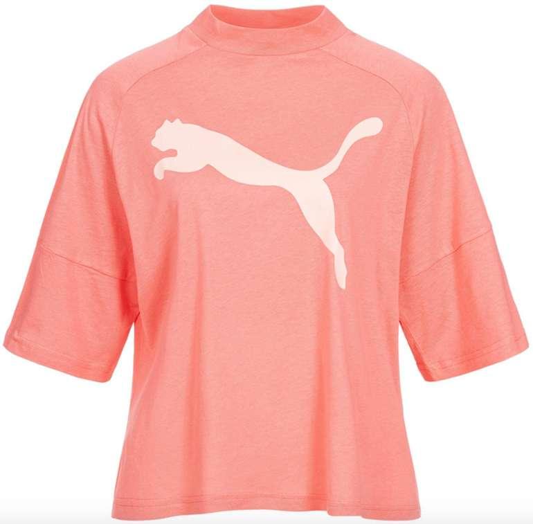 Puma Fusion Damen Cropped T-Shirt für 16,94€ inkl. Versand (statt 25€)