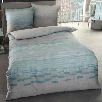 Galeria.de: 20% Rabatt auf Bettwäsche, z.B. Kaeppel Satin-Bettwäsche Collector 135 x 200cm für 20,94€
