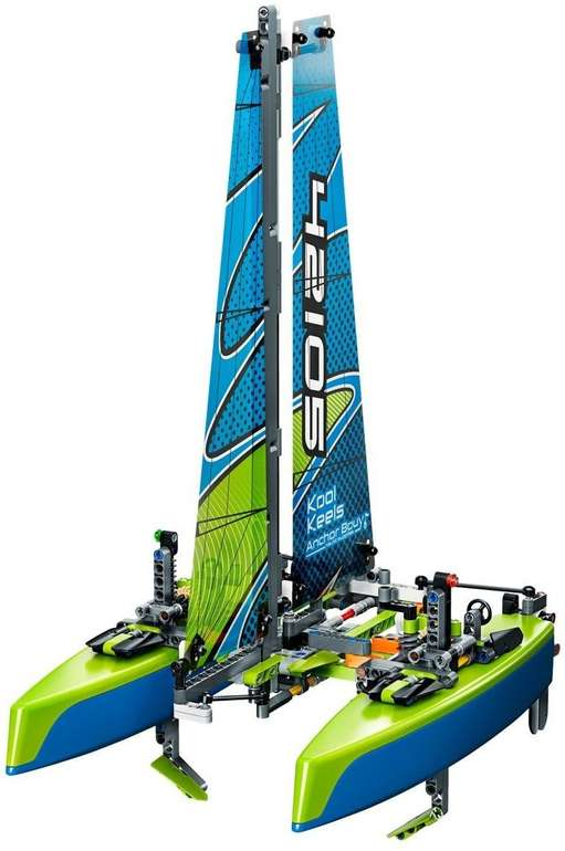 LEGO Technic 42105 - Katamaran für 24,99€ inkl. Versand (statt 28€)
