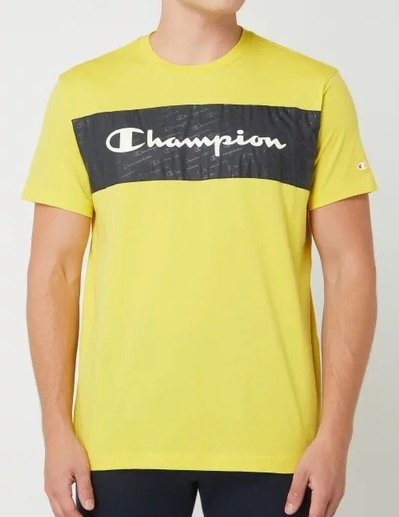 Champion T-Shirt aus Baumwolle für 14,99€ (statt 30€)
