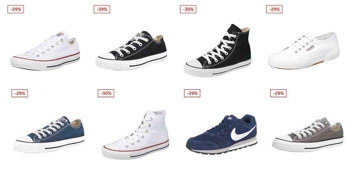 Mirapodo 15% Rabatt auf Sneaker