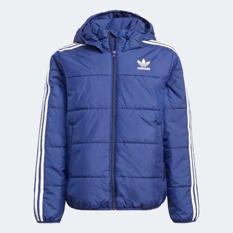 adidas Originals Adicolor Kinder Jacke in Blau für 34,30€ inkl. Versand (statt 52€)