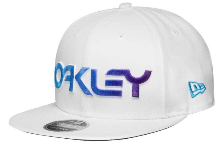 Oakley 6 Panel Gradient Snapback Kappe für 17,94€ inkl. Versand (statt 25€)