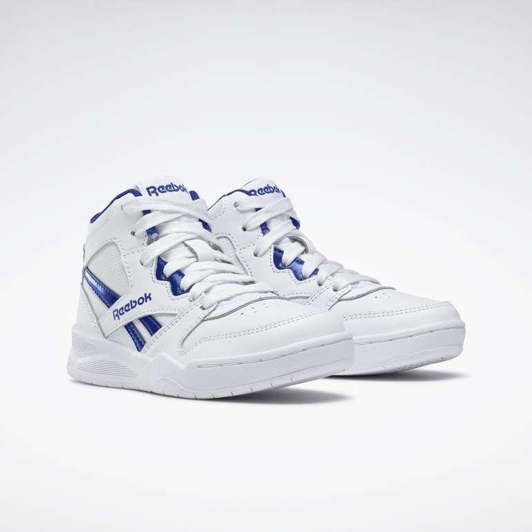 Reebok BB4500 Court Kinder Sneaker in zwei Farben für je 28€ inkl. Versand (statt 40€)