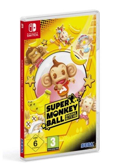 Super Monkey Ball Banana Blitz HD (Nintendo Switch) für 22€ (statt 29€)