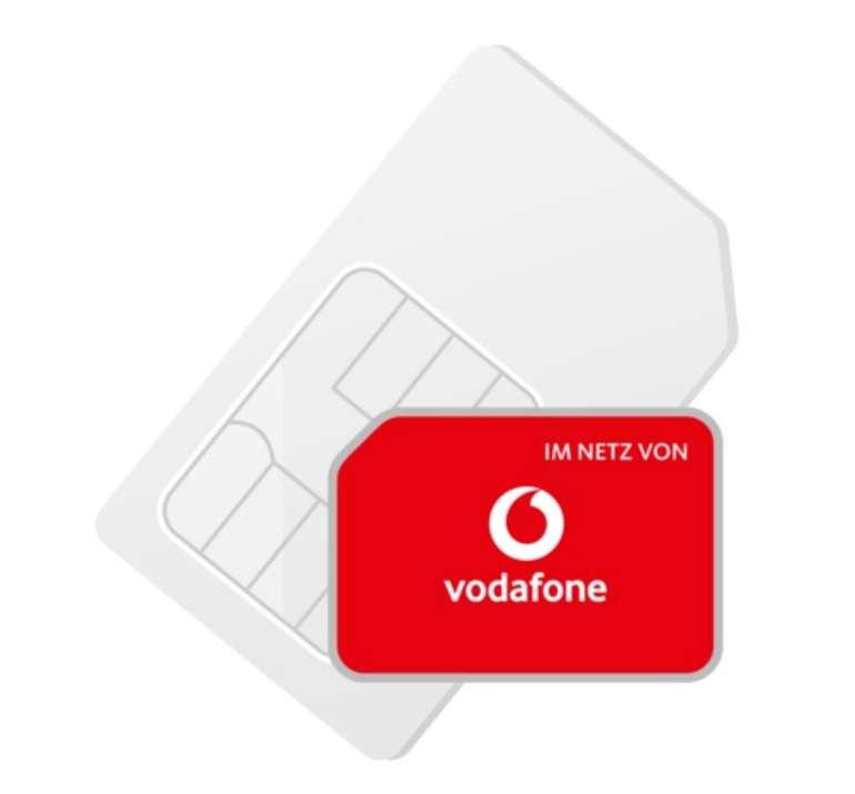 Vodafone Smart Surf (2GB LTE, 50 min & SMS) für 4,99€ mtl. - keine Anschlussgebühr!