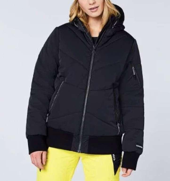"""Chiemsee Damen Skijacke """"Dillon"""" in schwarz mit Kapuze für 126,89€ inkl. Versand (statt 205€)"""