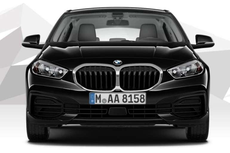 Privat + Gewerbe Leasing: BMW 118i mit 140 PS ab 189€ Brutto mtl. (LF: 0,64€)