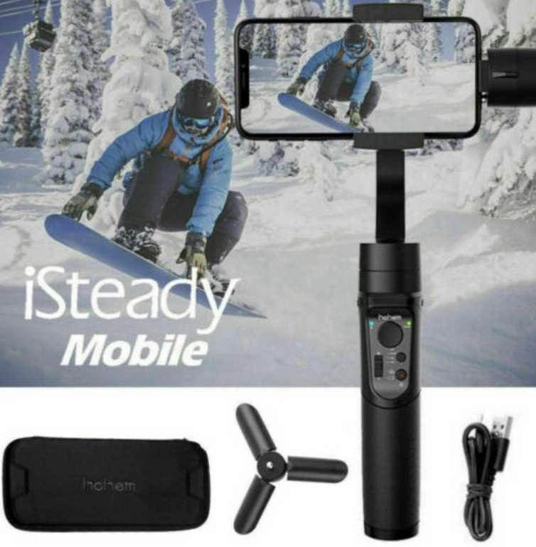 Hohem iSteady Mobile+ Gimbal für 69,99€ inkl. Versand (statt 85€)