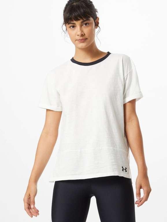 Under Armour Charged Cotton Damen T-Shirt für 11,16€ inkl. Versand (statt 32€)