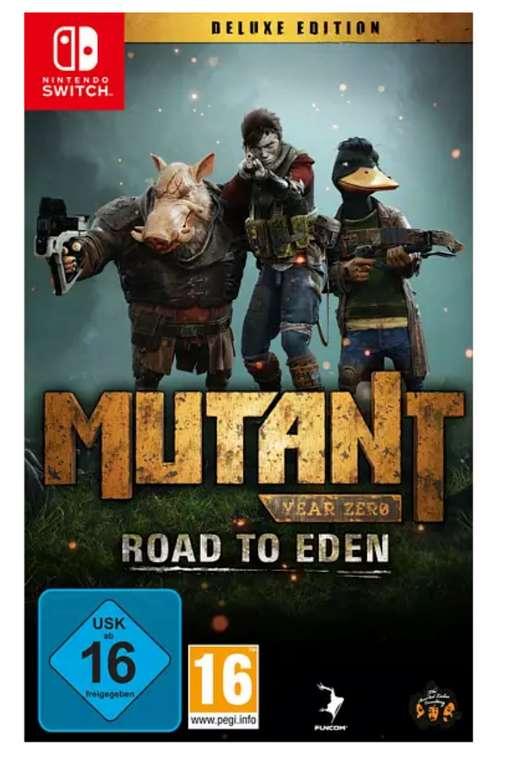 Mutant Year Zero: Road to Eden Deluxe Edition (Switch) für 9,99€bei Abholung (statt 16€) - Versand: 12,98€
