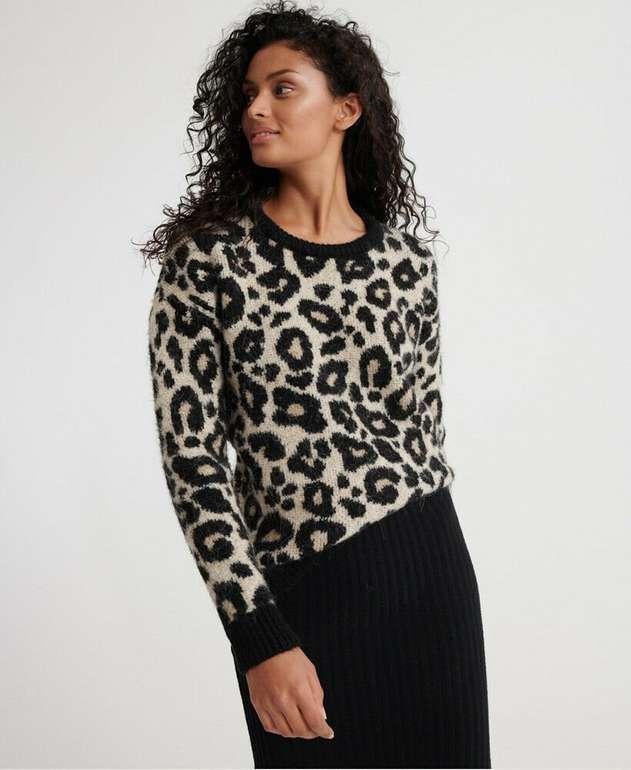 Superdry Damen Pullover 'Lisa' für 19,60€ inkl. Versand (statt 45€)