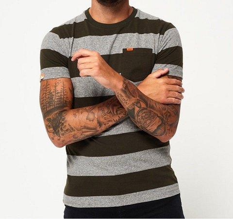 Superdry Herren T-Shirts (versch. Modelle) für 9,41€ inkl. Versand (statt 25€)