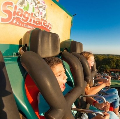 Slagharen Jahreskarte + Movie Park und weitere Freizeitparks für 43,60€