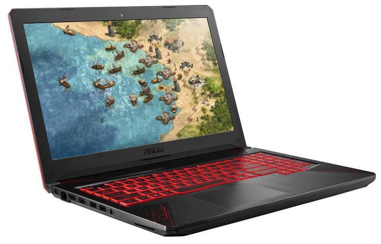 "Asus TUF FX504GM-E4326T (15"", Intel i7, 8 GB DDR4 RAM, GTX 1060) für 999€"
