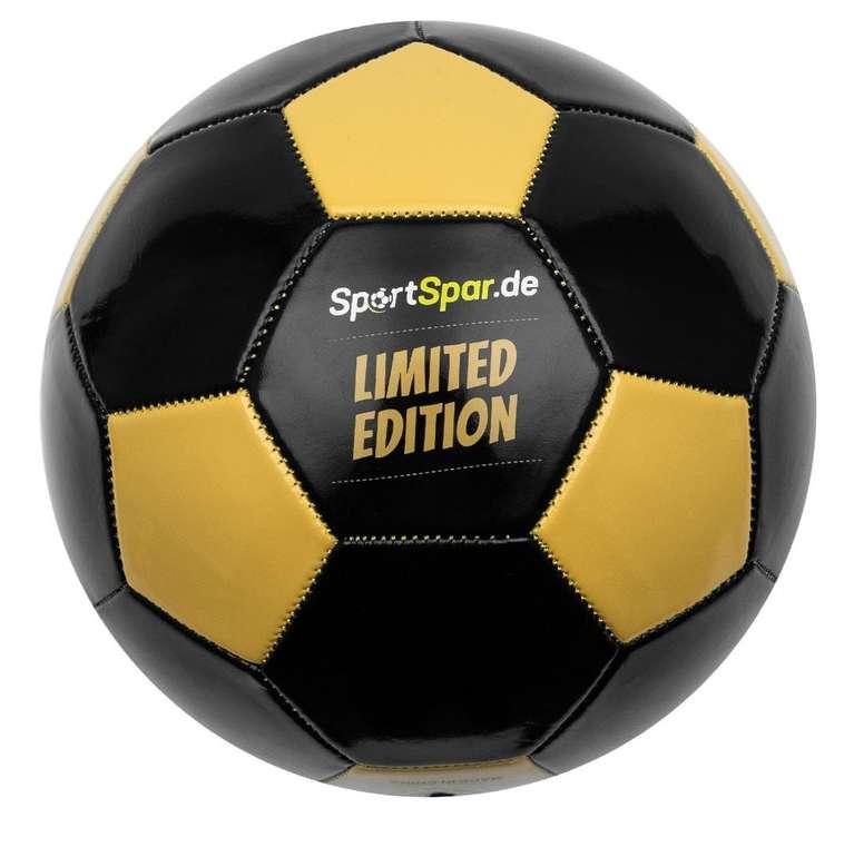 """Sportspar """"Limited Edition 10 Jahre"""" Fußball für 6,17€ inkl. Versand (statt 10€)"""