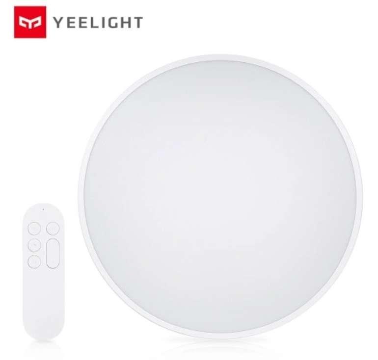 Xiaomi Yeelight YLXD76YL Deckenleuchte mit Fernbedienung für 48,06€ inkl. Versand (statt 55€)