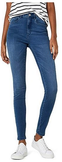 Top! Only Damen Skinny Jeanshose ab 7,44€ (statt 22€)