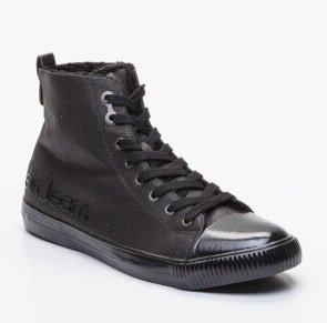Calvin Klein Schuh Sale mit bis -65% - z.B. Leder-Sneaker für 39,90€ (statt 70€)
