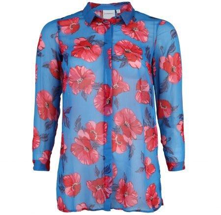 Junarose Damen Bluse JRTASIA (Größe 42 - 54) für 25,42€ inkl. VSK (statt 33€)
