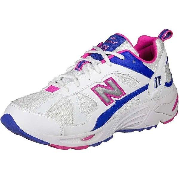 New Balance Sneaker 'CM878' in lila/pink/weiß für 28,76€ inkl. Versand (statt 55€)