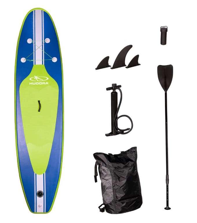 Hudora Stand Up Paddle Glide 320 (aufblasbar) für 299,99€ inkl. Versand (statt 399€)