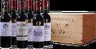 6 Flaschen goldprämierter Bordeaux in einer Holzkiste für 38,94€ inkl. Versand