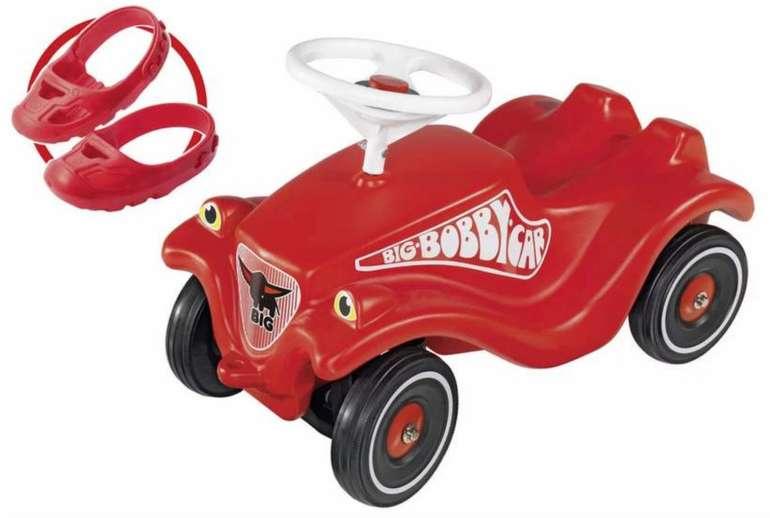 BIG Bobby Car mit Flüsterreifen + Schuhschoner für 27,54€ inkl. Versand (statt 50€) - Newsletter!