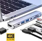 Vanmass 7-in-1 USB C Hub für MacBooks nur 5,99€ inkl. Versand (statt 17€)