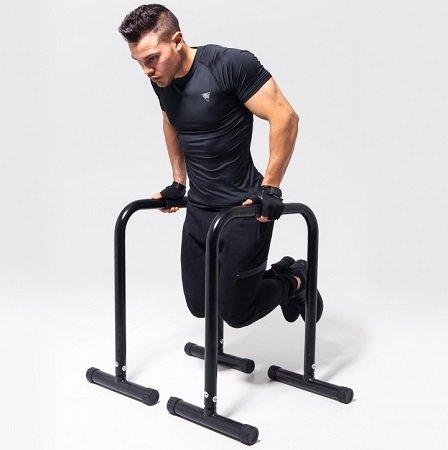Gorilla Sports 2er Set Push-up Stand Bar Parallettes für nur 44,91€ inkl. VSK