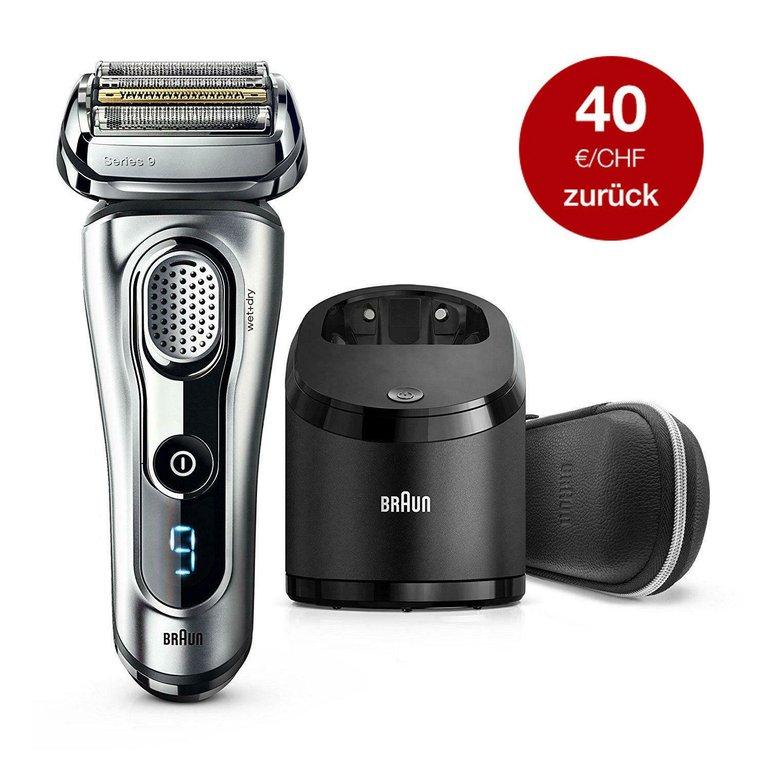 Braun Series 9 9291CC Wet&Dry Rasierer für 166,41€ inkl. Versand + 30€ Cashback