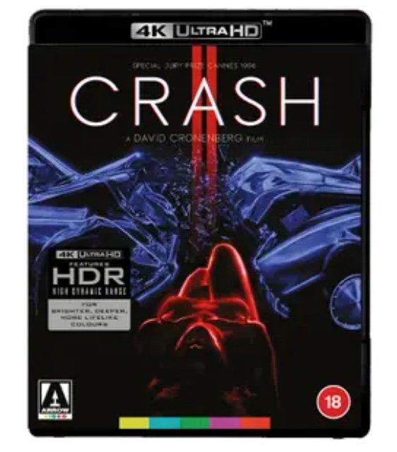 Zavvi: Arrow Video Sale - 2 Filme zum Preis von 1 - z. B. Dekalog + Crash 4K für 38,48€ (statt 76€)
