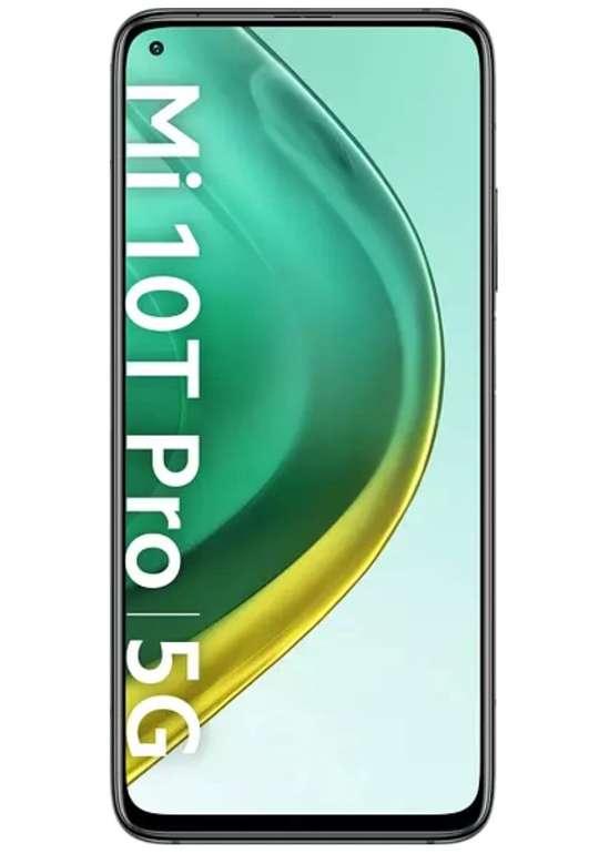 Xiaomi Mi 10T Pro (128GB, 5G, Snapdragon 865, 5000mAh Akku) ab 389€ (statt 442€) - Newsletter!