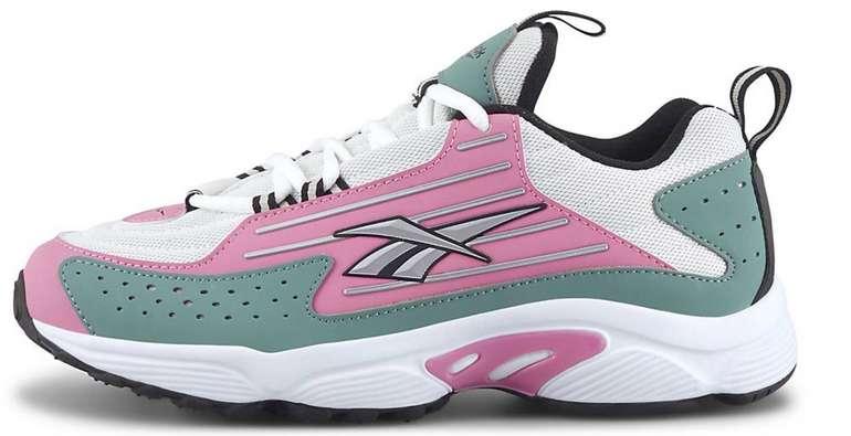Reebok Damen Classic Sneaker DMX Series 2200 in grün/pink für 39,58€inkl. Versand (statt 47€)